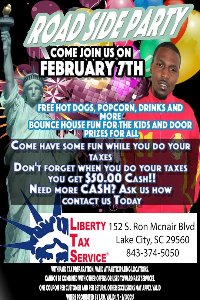 liberty promo