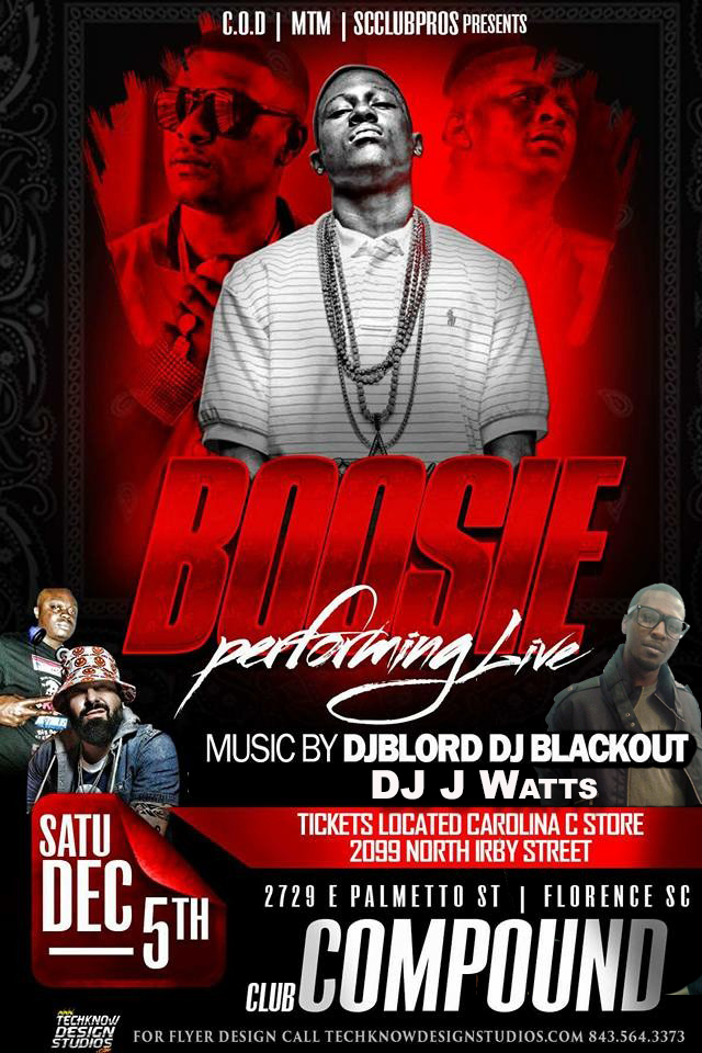 Lil Boosie concert
