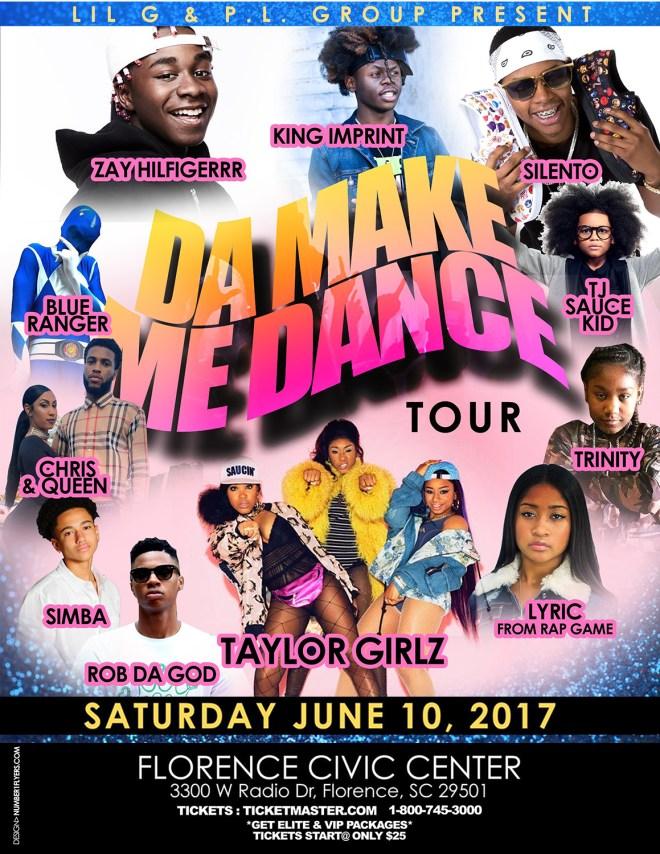 Dance- Social Flyer- NEW