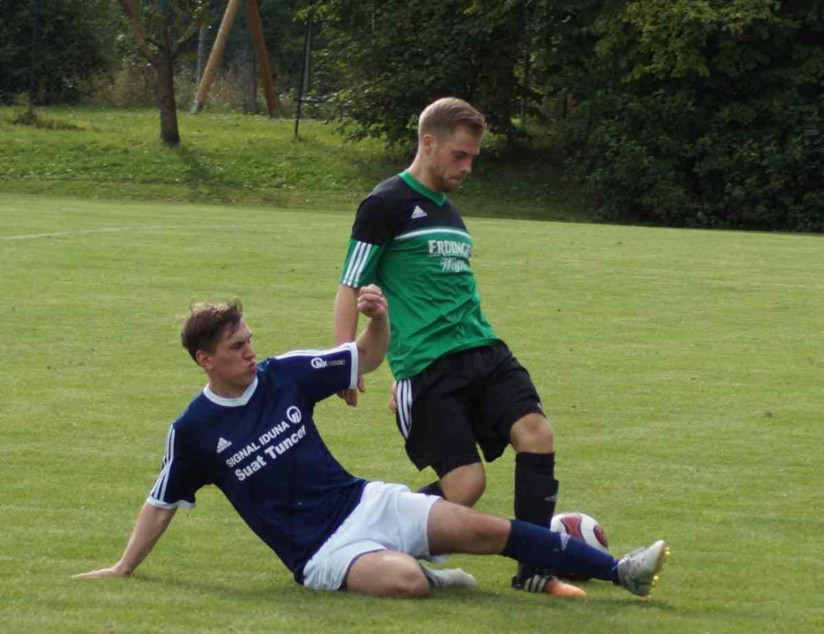 Spannung beim 0 : 0 - TSV Gochsheim entführt einen Punkt