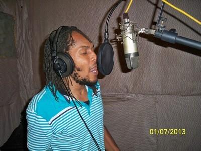 harry chapman - jamaican reggae artist