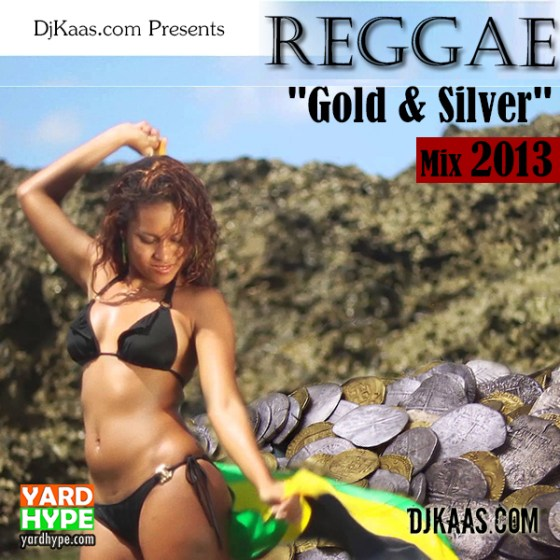 Reggae 'Gold & Silver' 2013 Mix-Recovered