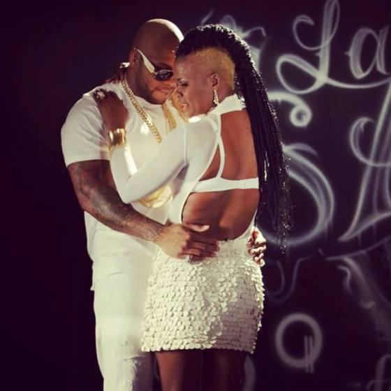 Lady Saw featuring Flo Rida - Heels On (Remix) Music Video