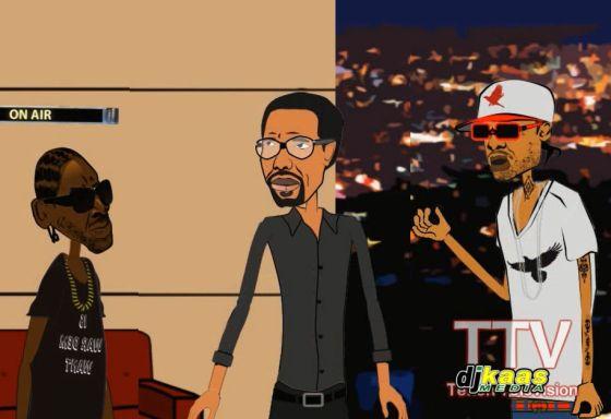 Bounty Killa vs Tommy Lee