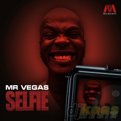 "Mr Vegas ""Selfie"" CD Artwork"