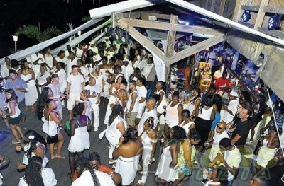 Sumfest 2014 All White Party