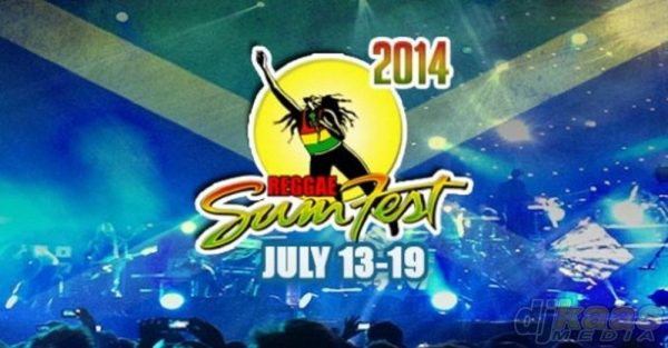Reggae Sumfest 2014 will have various Live Streams!