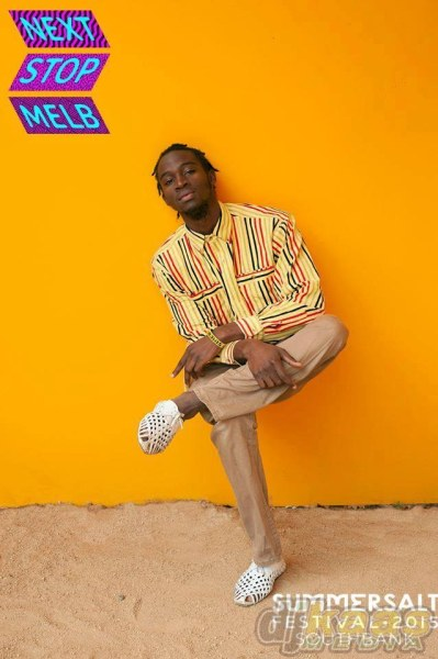 Sk Simeon, Dancehall and Reggae from Down Under/Uganda