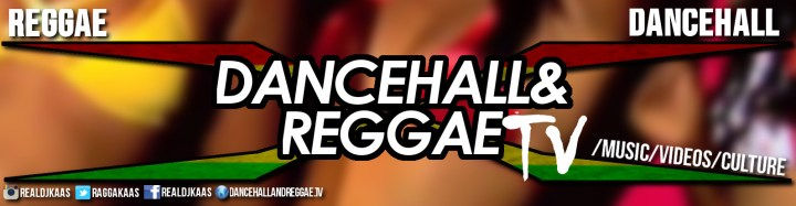 Youtube channel art 2015 New Dancehall and Reggae TV