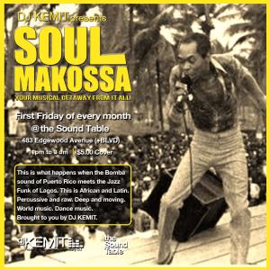 Soul MAKOSSA 1