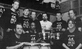 Pa'lante group shot 1989