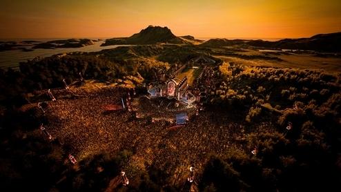 Tomorrowland virtual festival 2021