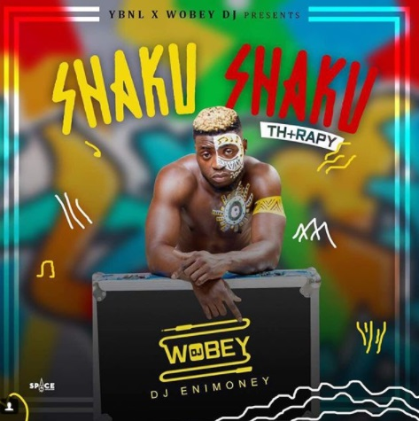 dj enimoney shaku shaku theraphy mixtape