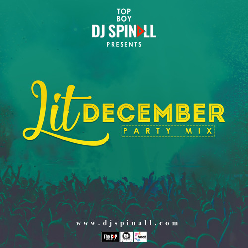 dj spinall mixtape 2018 lit new year party mix