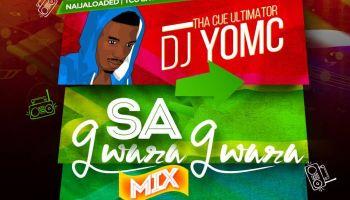 SA Gwara Gwara DJ Mixtape [South African Mixtape] - DJ Mixtapes
