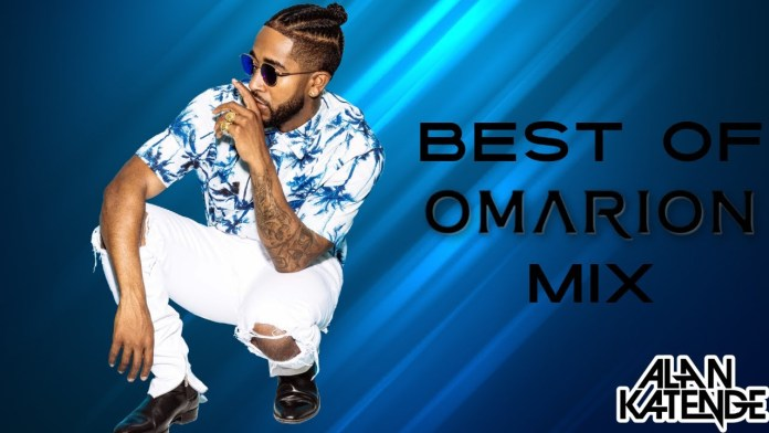 Best Of Omarion DJ Mix Mixtape Mp3 Download Care Package 4 2 3