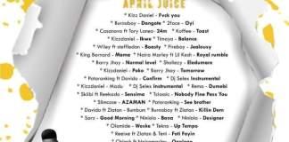dj selex april juice mixtape 2019