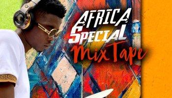 DJ Que Ft  Burna Boy - African Giant Mixtape - DJ Mixtapes