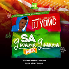 dj yomc south african dj mixtape gwara gwara mix