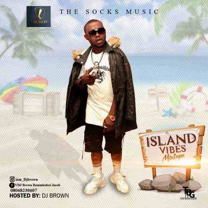 dj brown island vibes mix