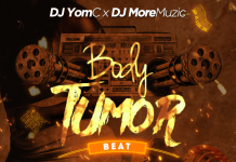 Mixtape download DJ Yomc – Body Tumor Mix
