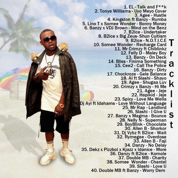 dj brown island vibes mixtape