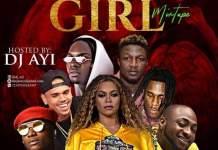 DJ Ayi Brown Skin Girl Mixtape mix