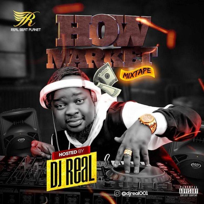 dj real how market mix mixtape