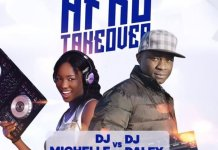 [Mixtape] DJ Daley x DJ Michelle – Afro Takeover mix