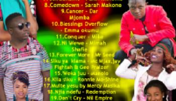 DJ Kalonje Gospel Mix Download - DJ Mixtapes