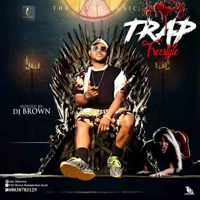 DJ-Brown-Trap-Mix