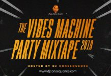 DJ Consequence The Vibes Machine Party Mix
