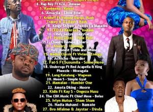 DJ MarcusVado Mzuka Kibao Mix vol 9