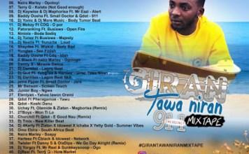 DJ Que Giran Tawa Niran Mix