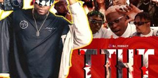 DJ Yorgzy X Fierce Nation - The Tables Have Turned Vol 5 mixtape