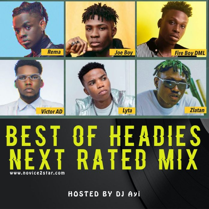 Best Of Headies Next Rated Mix Novice2star mixtape download
