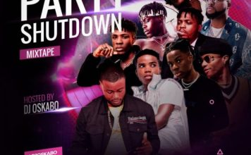 DJ Oskabo Party Shutdown Mix Mixtape Download