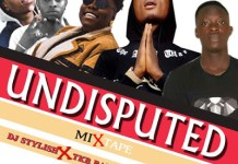 DJ Stylish ft TKB Baba Undisputed Mix Mixtape Mp3 Download