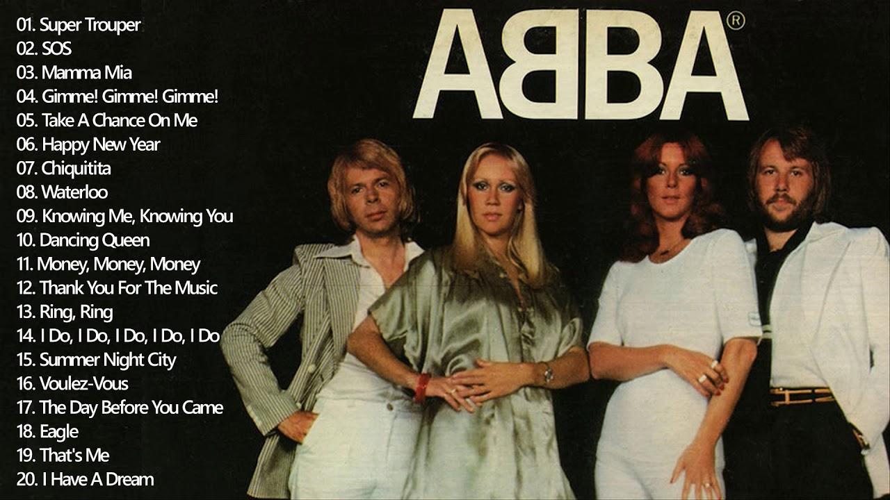 Best Of Abba Dj Mix Mixtape Mp3 Download Non Stop Abba Dance Mix