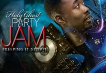 dj chrix holy ghost party jam mix download