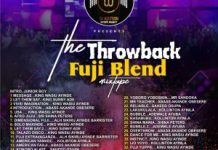 DJ Watson The Throwback Fuji Blend Mix Mp3 Download