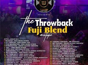 DJ Watson The Throwback Fuji Blend Mix Mp3 Download