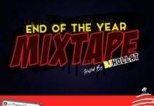 gospel vibes ft dj hollat end of the year mixtape