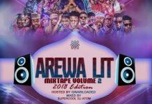 SuperCool DJ Atom Arewa Lit Mix Vol 2 - Gwariloaded Music Download