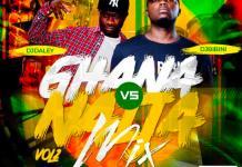 DJ Bibini x DJ Daley Ghana Vs Naija Mix Mixtape Vol 2 2020