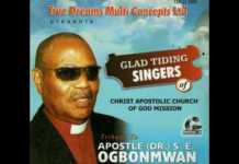 Best Of Apostle Dr S E Ogbonmwan Songs Mix - List Of Ogbonmwan Songs Mp3 Download