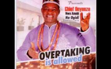 Best Of Chief Onyenze Nwa Amobi Songs Mp3 Download Mixtape DJ Mix