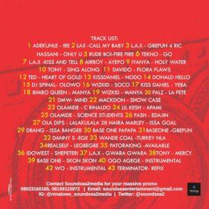 DJ DMIX Best Of LAX x Base One Combo MIXTAPE