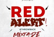 DJ Kentalky Red Alert Throwback Mix