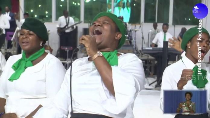 RCCG Mass Choir Songs Download Ministration - RCCG Mass Choir Praise And Worship Mp3